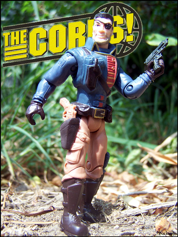 """The Corps - Ethan """"Spade"""" Crowne"""