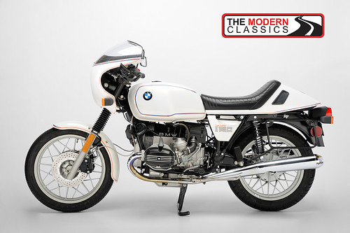 1984 BMW R100CS Last Edition