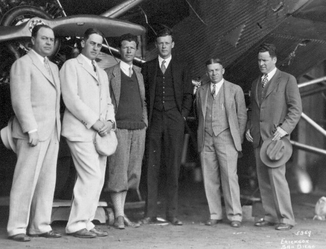 The Meaning of Lindbergh's Flight Essay