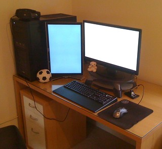 New PC Setup