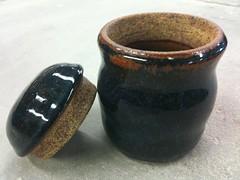 Dunham Blue Jar