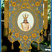 ESTANDARTE for Our Lady of Peace and Good Voyage, Tondo by PLUMARIA SACRED VESTMENTS