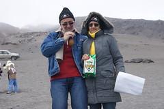 Chimarrão no Equador