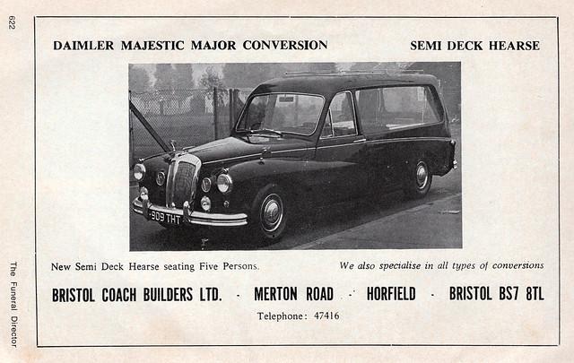 Daimler Majestic Major  DR450