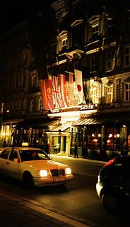 Hotel Sacher 2001