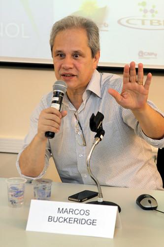 Marcos Buckeridge, professor do Departamento de Botânica da Universidade de São Paulo (USP). Foto: Foto: Nivaldo/ Repórter do Futuro, no Flickr