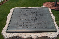 Photo of Black plaque № 16964