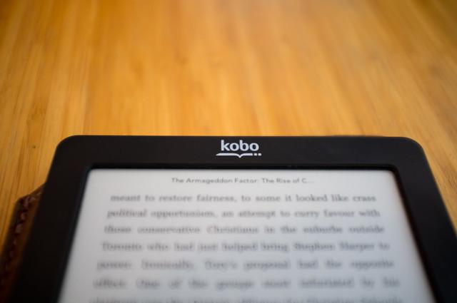 Kobo eReader $39.99