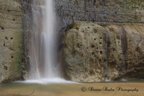 Hidden Falls, outside Haleburg Alabama