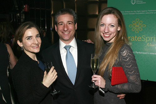 Ellen McGrath, Charles Bronstein, Ann-Hunter Van Kark