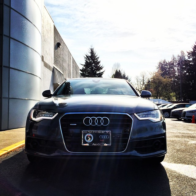 Taking Another Bite At The Audi A6 TDI