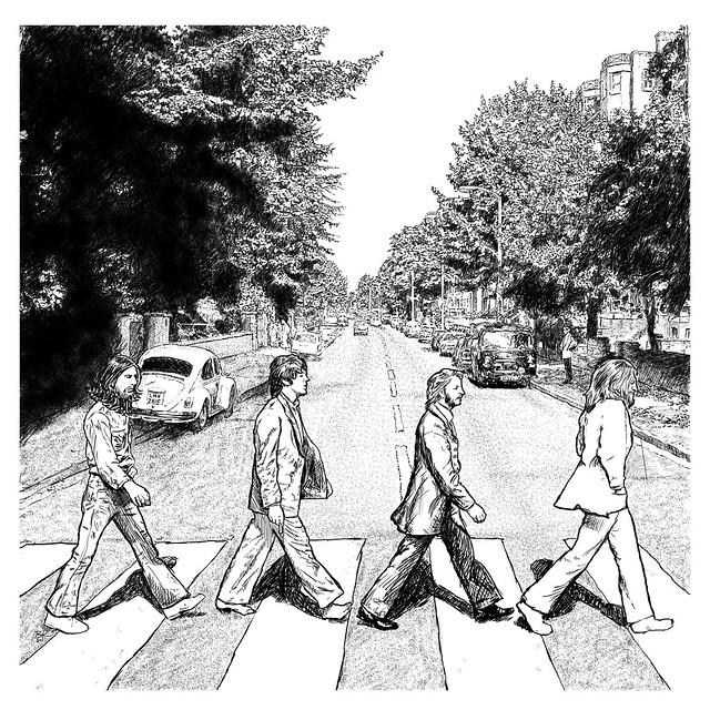 Abbey road porn