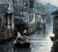 Chen Yifei Paintings