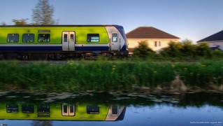 Irish Rail Class 29000 (16:9 Wallpaper)