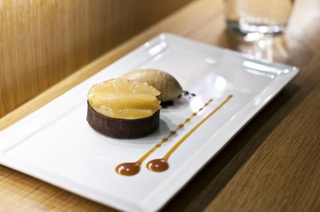 Aldea - Pear Dessert