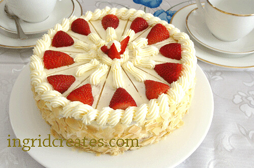 Genoise Sponge Cake Recipe Great British Bake Off