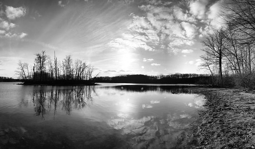 Panorama Kent Lake