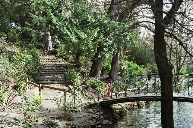 Petit pont du jardin des plantes flickr photo sharing - Pont du jardin des plantes ...