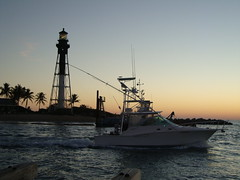 Hillsboro Lighthouse - Pompano Beach