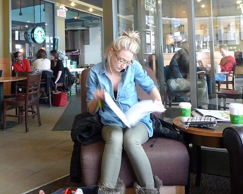 5585753500 f0fbb097b7 Job Searching from Starbucks? Some Thoughts on Etiquette
