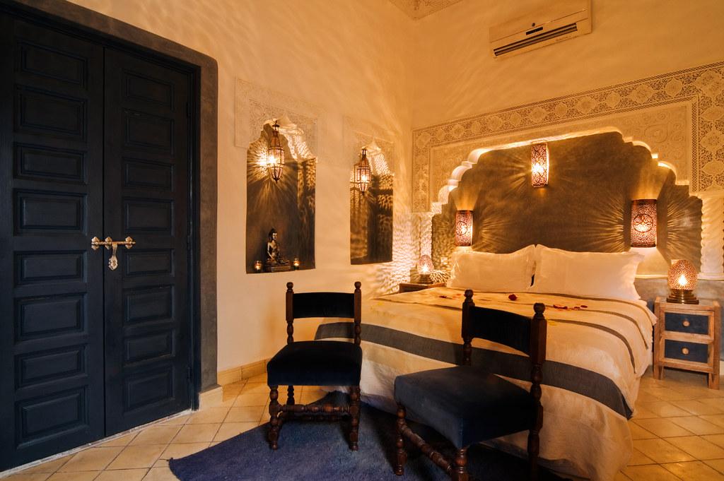 Chambre Coucher Moderne Au Maroc