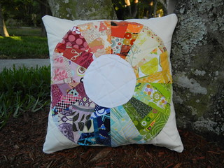 Circle of Friendship pillow