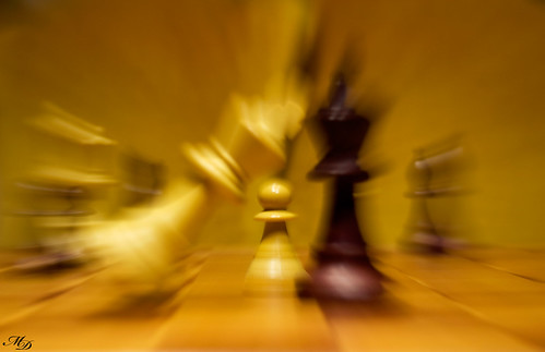Attenzione al pedone! - Watch out the pawn!