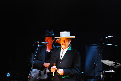 Bob Dylan Concert,  Shanghai, April 8, 2011