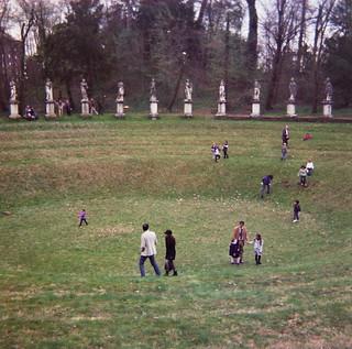 Cavallerizza in Villa Bolasco Park