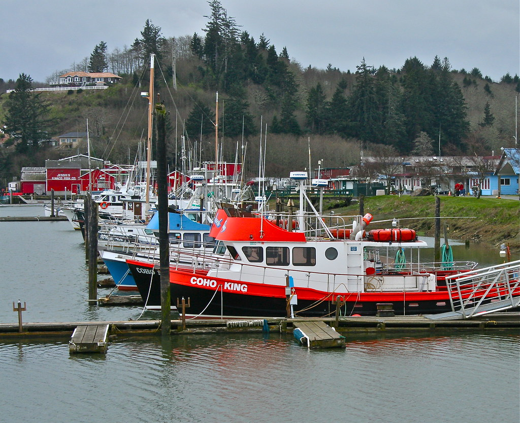 City of ilwaco washington tripcarta for Ilwaco wa fishing charters