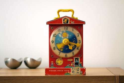 vintage toys fisher
