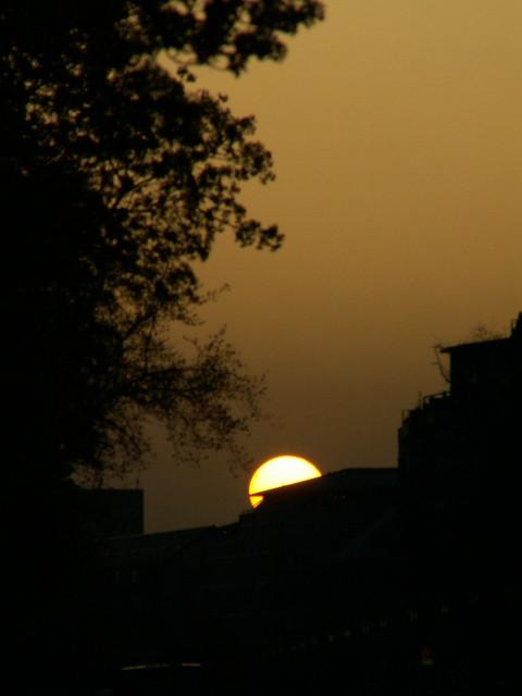 Sonnenuntergang ohne Sturm und Streit 013