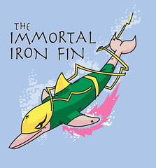 The Immortal Iron Fin