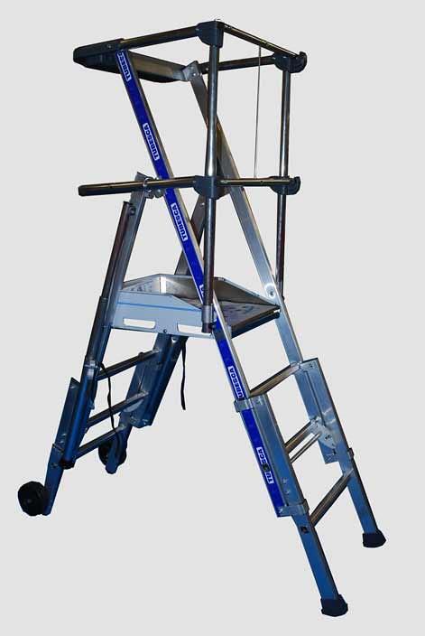 De feria smopyc 2011 deconstrucci n for Escaleras de trabajo