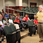 Mary Ford Elem students visit City Hall