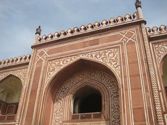 Baby Taj gate