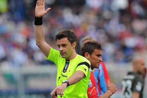 Calcio, designazioni arbitrali; Rocchi a Udine mentre Rizzoli a Palermo$