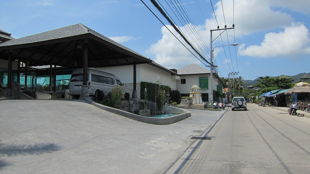 Hotel Samui Resotel Beach Resort