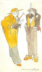 art, yellow, pattern, costume design, drawing, fashion illustration, cartoon, poster, illustration,