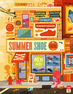 Runner's World Summer Shoe Guide 2011