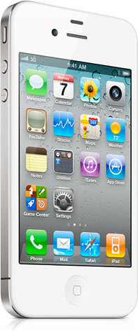 White iPhone 4 releases tomorrow
