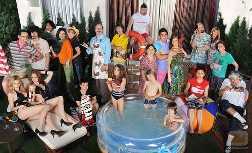 El rinc n de domive repaso seri filo iv la que se for Desnudas en la piscina