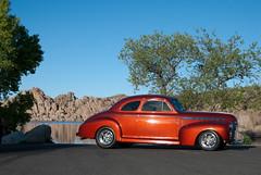 1941 Chevy at Watson Lake 2