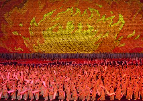 show festival war asia korea celebration asie coree 1943 northkorea pyongyang dprk coreadelnorte arirang nordkorea 북한 北朝鮮 корея coreadelnord 조선민주주의인민공화국 maydaystadium северная insidenorthkorea massgame 朝鮮民主主義人民共和国 rpdc βόρεια kimjongun coreiadonorte เกาหลีเหนือ