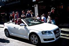 automobile, automotive exterior, audi, wheel, vehicle, automotive design, audi cabriolet, city car, sedan, land vehicle, luxury vehicle, convertible,