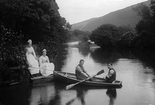 Peniarth boat, Llanegryn