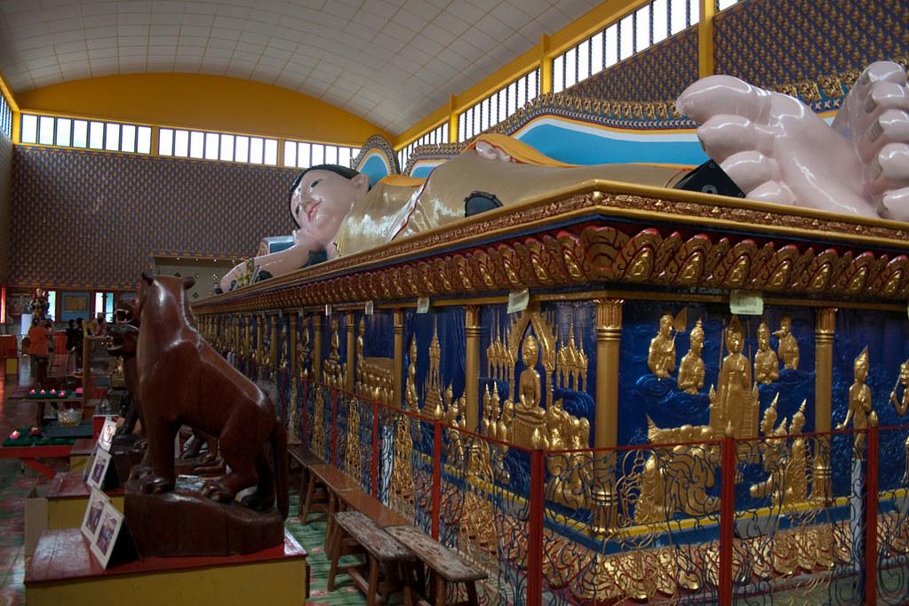Wat Chayamangkalaram, Penang