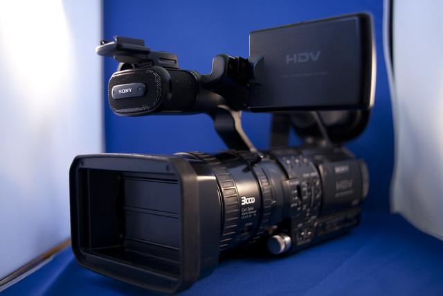 Sony HVR- Z1U $1800 SOLD!