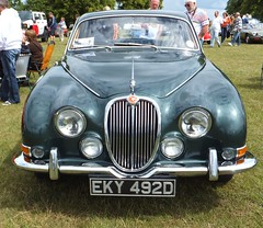 executive car(0.0), bmw 501(0.0), sports car(0.0), automobile(1.0), daimler 250(1.0), jaguar xk120(1.0), jaguar xk140(1.0), jaguar mark 2(1.0), vehicle(1.0), jaguar mark 1(1.0), mitsuoka viewt(1.0), jaguar xk150(1.0), antique car(1.0), classic car(1.0), vintage car(1.0), land vehicle(1.0), luxury vehicle(1.0), jaguar s-type(1.0),