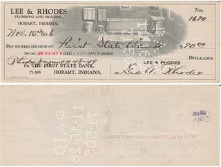 L R check 11-15-1926